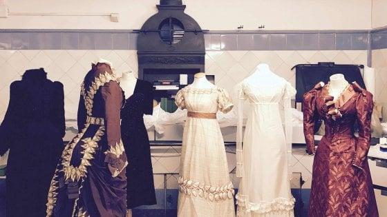 Quando l'abito è da museo