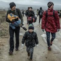 Siria, un quarto della popolazione è in fuga dalla guerra: oltre 5 milioni di rifugiati nei paesi vicini