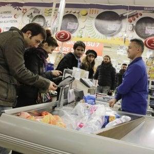 L'inflazione rallenta a marzo: +1,4% annuo