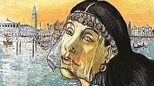 'Orientalia', candidata  la graphic novel  su Venezia perduta
