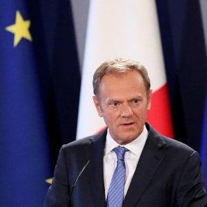 """Brexit, il piano dell'Ue: """"Gli accordi sul futuro dopo l'uscita di Londra"""""""