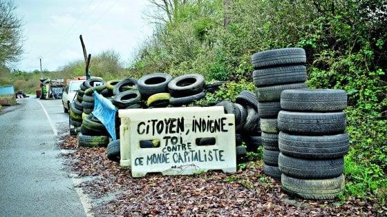 """Bretagna, dove soffia il vento radicale: """"In Francia stop alle opere inutili"""""""
