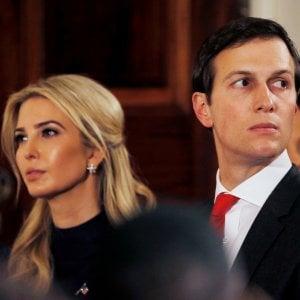 Usa, le ricchezze di Ivanka Trump e del marito ammontano a 741 milioni di dollari