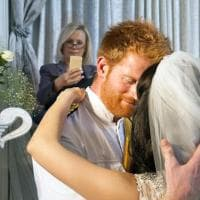 Il principe Harry sposa Meghan a Las Vegas: i pesci d'aprile del 2017