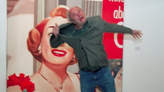 È morto James Rosenquist, esponente di punta della Pop Art