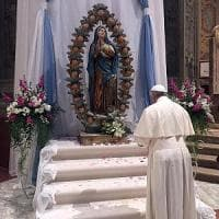 Carpi, il Papa loda i terremotati: