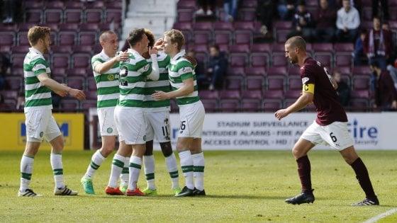 Scozia, il dominio del Celtic prosegue: sesto titolo di fila