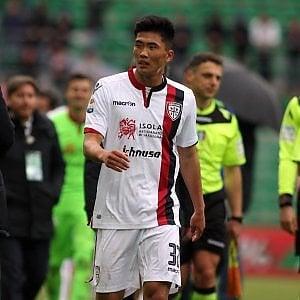 Palermo-Cagliari 1-3: Borriello e Ionita affondano i rosanero