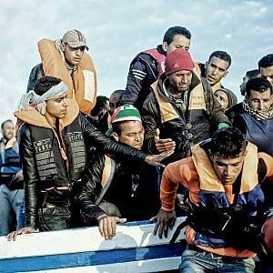 Soccorsi in mare, quando i migranti sono solo una macchia sul radar