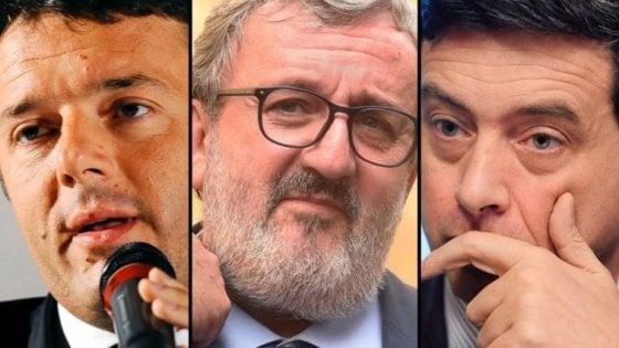 Voto circoli Pd: Renzi ottiene più del doppio di Orlando. Emiliano supera il 5%