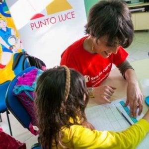 Bambini, ecco quanto pesa la povertà educativa sull'infanzia in Italia
