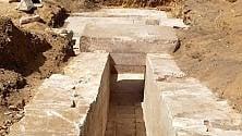 Scoperti i resti di una piramide di 3700 anni