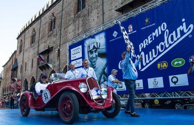 Gran Premio Nuvolari, la storia va in scena