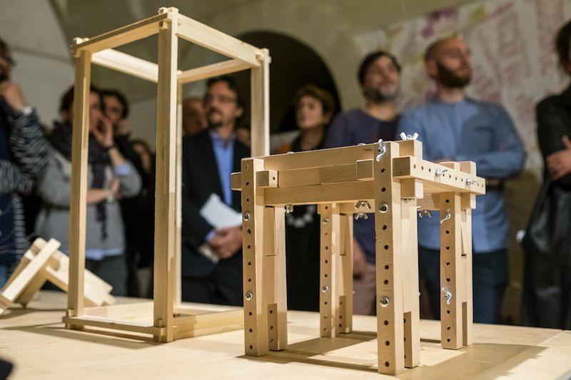 Open Design School di Matera 2019 per la Milano Design Week
