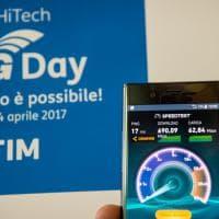 Tim, la sperimentazione del 5G partirà da Torino