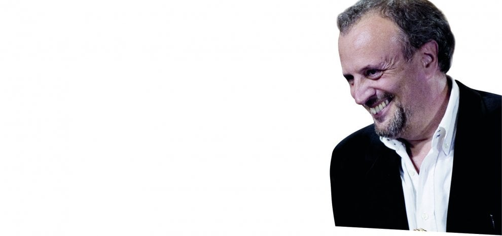 """Fossati racconta Gaber: """"Da lui ho imparato l'arte di dominare il palcoscenico"""""""