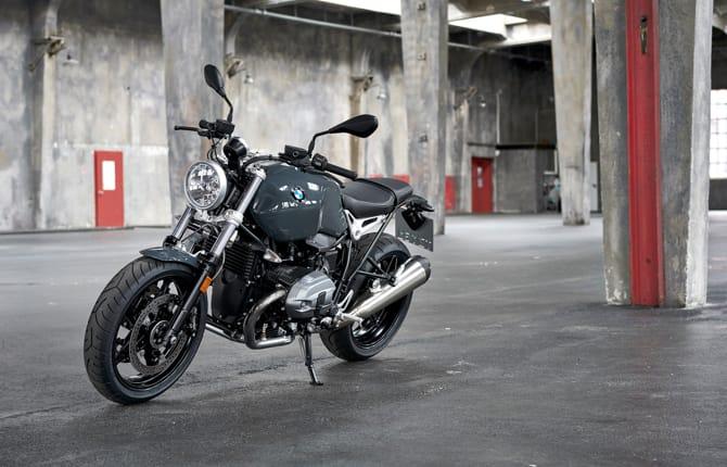Al via il Bmw Motorrad New Heritage Tour