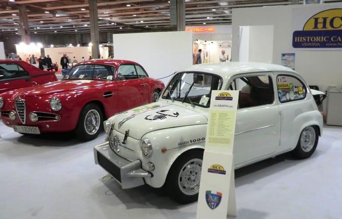 Verona Legend Cars, uno show per la storia