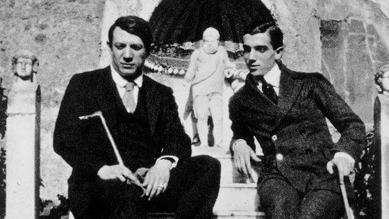 Shopping, aglio e bordelli: Picasso a Napoli