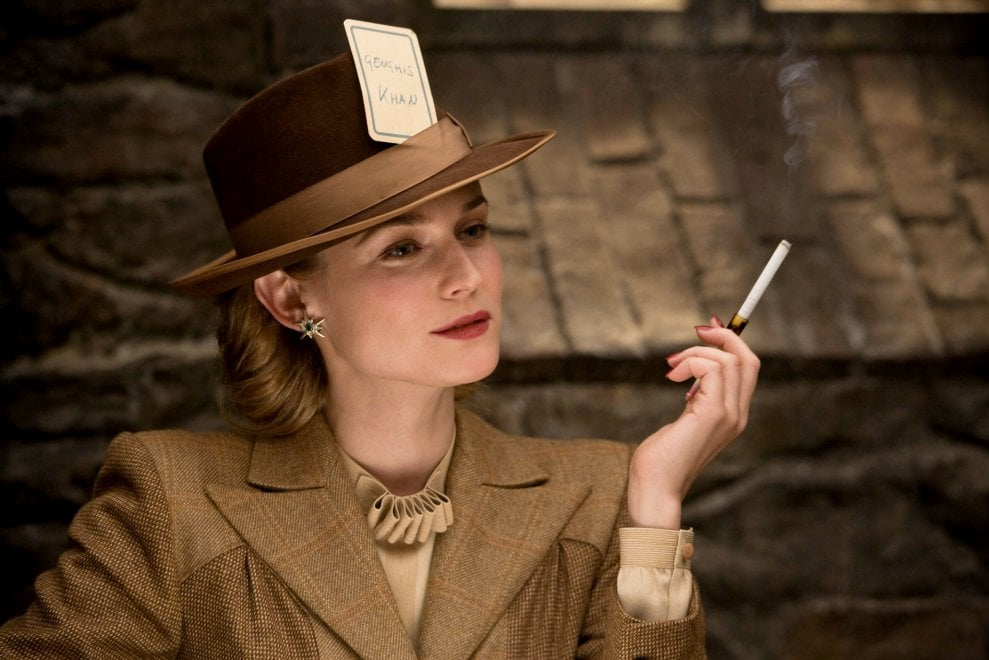 Diane Kruger, da Tarantino alle serie tv. La diva tedesca amata dai francesi