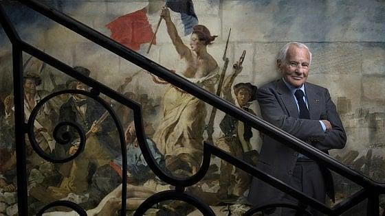 Jean d'Ormesson: io ormai sono immortale, questa Francia non so