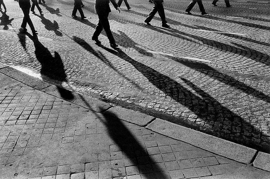 Josef Koudelka la fotografia è un'arte nomade