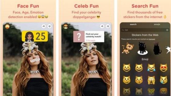 Microsoft lancia l'app per foto stile Snapchat: è Sprinkles