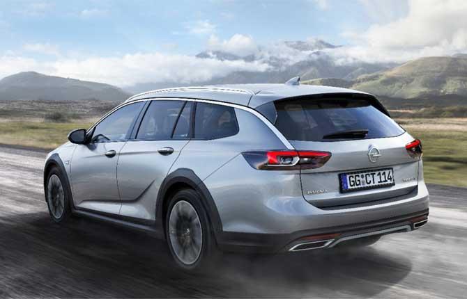 Opel rilancia ancora, ecco l'Insignia che sembra un crossover