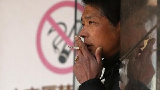 Fumo, l'epidemia non si ferma. Provoca una morte su 10 nel Mondo