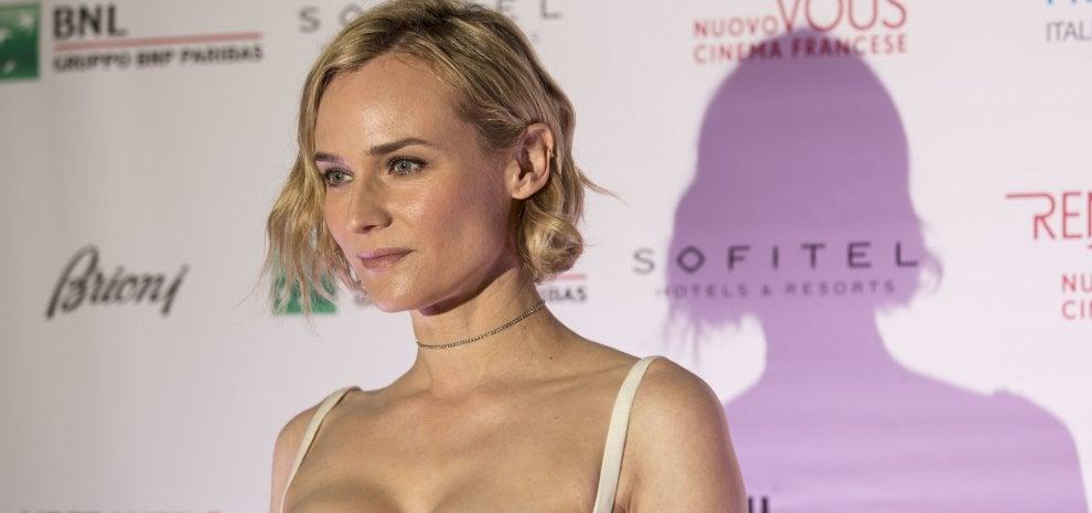 """Diane Kruger: """"Dopo Tarantino e Fatih Akin voglio girare con Sorrentino"""""""