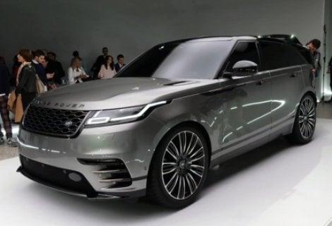 Range Rover Velar protagonista al Fuorisalone 2017