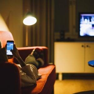 Social: boom dei commenti sui programmi tv