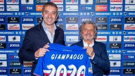 Sampdoria, arriva la firma: ufficiale il rinnovo di Giampaolo