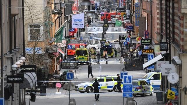 Attentato Stoccolma