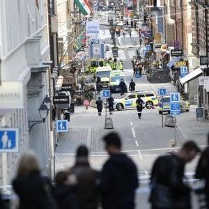 """""""Io, Mohammed, nascosto in una chiesa per sfuggire al killer di Stoccolma"""""""