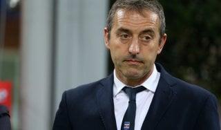 """Sampdoria, Giampaolo non teme Sousa: """"Fiorentina motivata, ma noi stiamo bene"""""""
