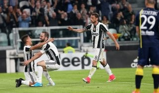 Juventus-Chievo 2-0, ci pensa ancora Higuain