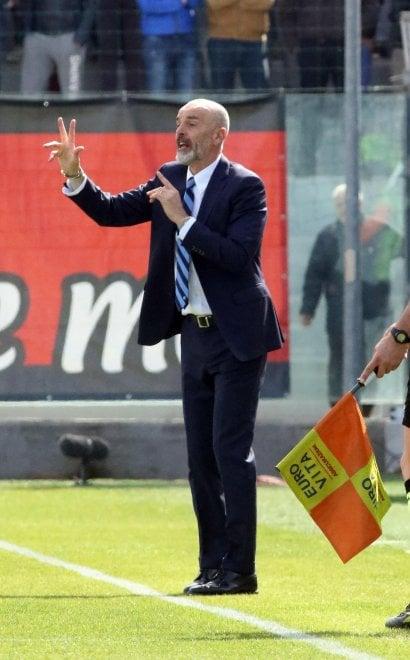 Crotone-Inter, il film della partita