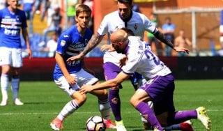 Le pagelle di Sampdoria-Fiorentina: Skriniar narciso, Tello padrone