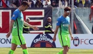 Le pagelle di Crotone-Inter: Falcinelli da sogno, Icardi non vede palla