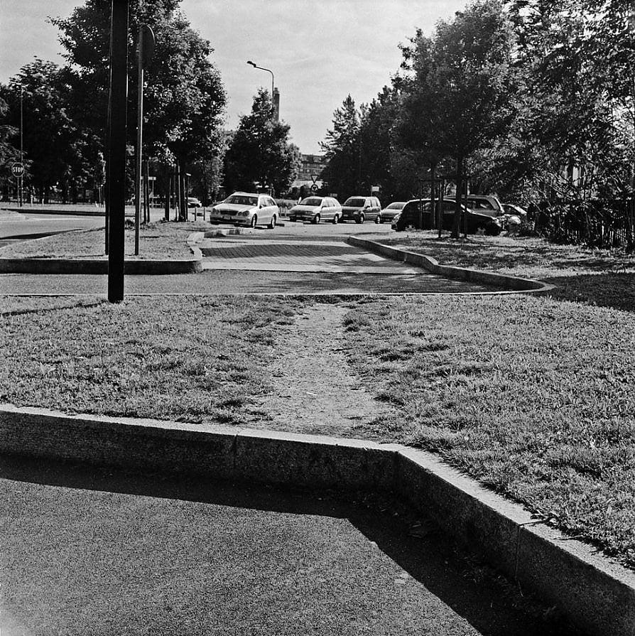 I sentieri invisibili che nascono nelle nostre città