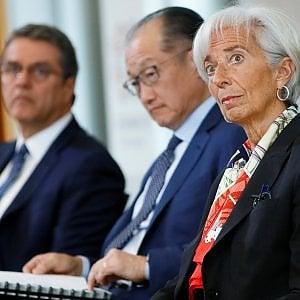 Fmi, Banca Mondiale e Wto: il mea culpa della globalizzazione. E ora si studia il reddito di cittadinanza