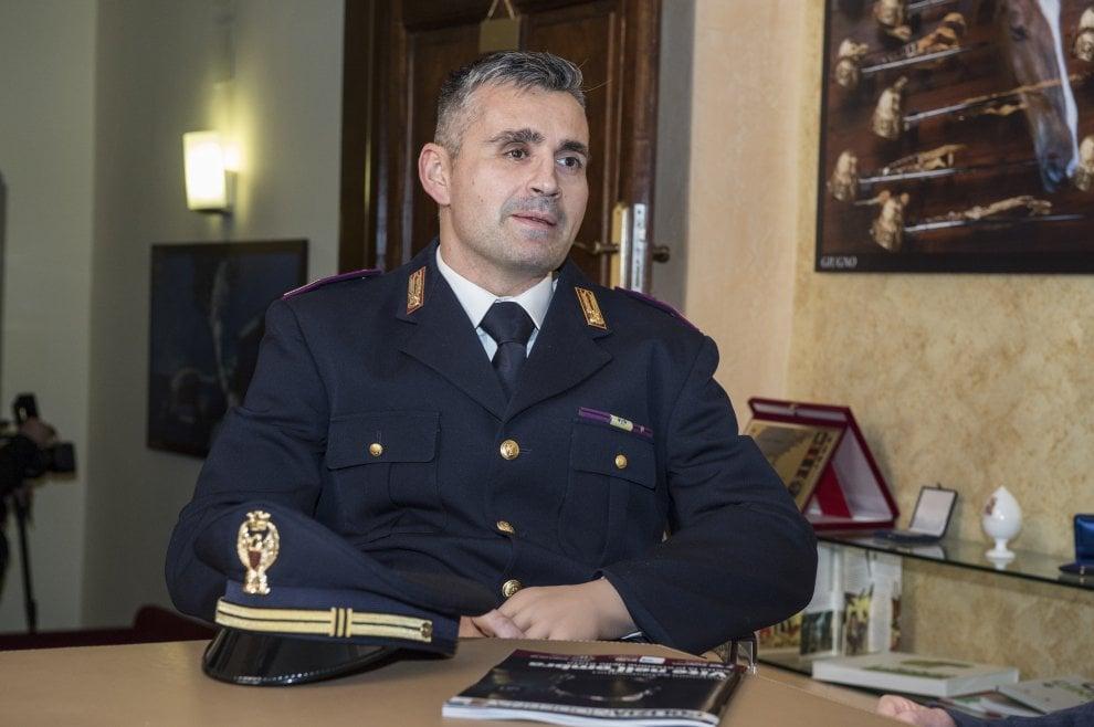 I 165 anni della polizia: le medaglie olimpiche e i riconoscimenti agli agenti morti in servizio