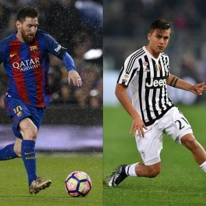 Messi, Dybala e quel confronto (per ora) impossibile