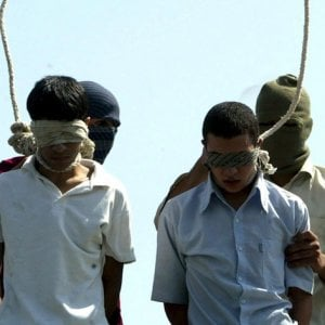 """Pena di morte, a Gaza impiccati tre """"traditori"""" e negli Usa esecuzioni anche ai malati di mente"""