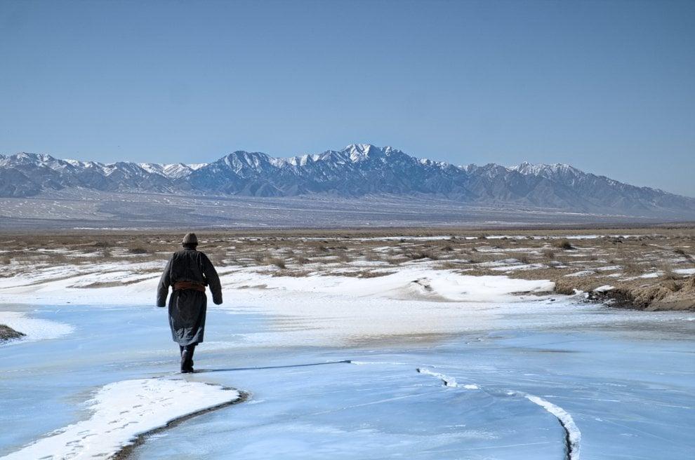 """Cambiamento climatico e nomadi in Mongolia: """"Insieme possiamo farcela"""""""