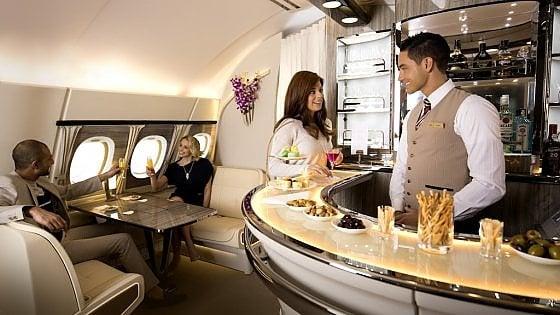 Plane party: se il viaggio in aereo diventa social