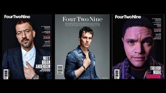 Uomini e media: il caso di FourTwoNine