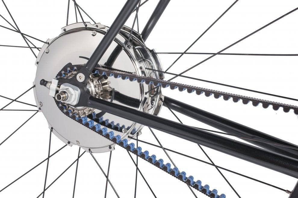 E-bike, quando il motore è nella ruota