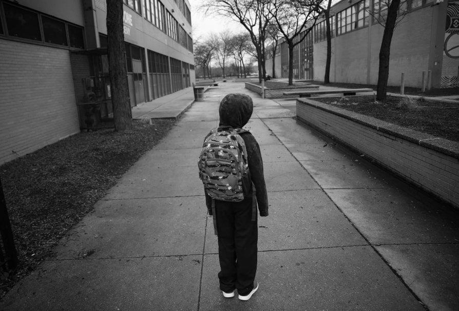 Nella dura Chicago così rinasce il piccolo Tavon